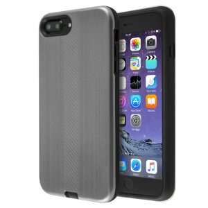 Guardian Metallic Carbon Stripe Case For iPhone 7 Plus/ 8 Plus