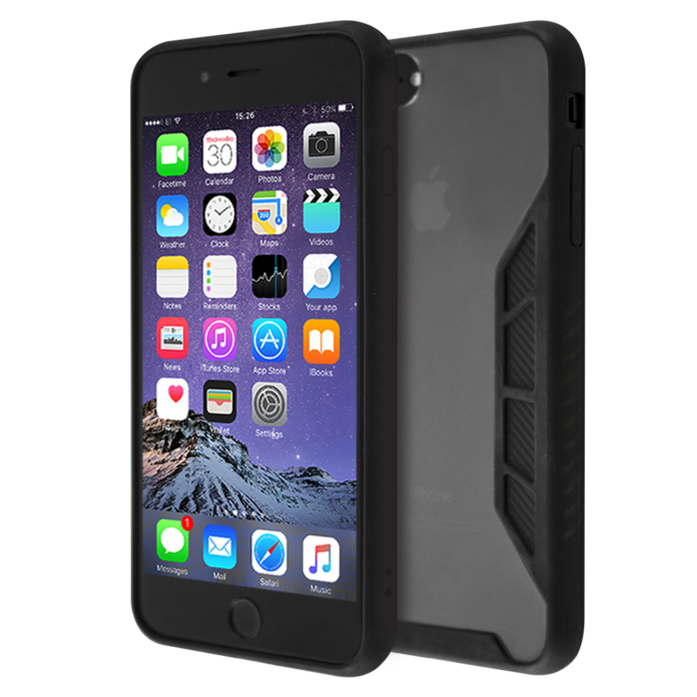 best service 49eb9 e022f Guardian Carbon Grip Case For iPhone 7 Plus / 8 Plus