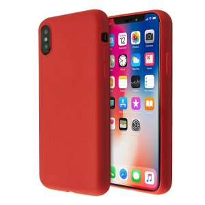 FoneFX Liquid Silicon Case for iPhone X/XS