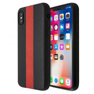 Guardian Red Stripe Case For iPhone X/XS
