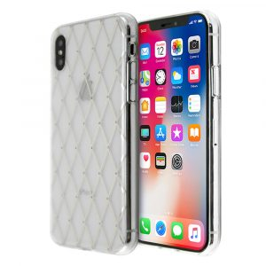 Merge Diamond Pattern Case For iPhone X/XS