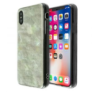 Annitas Island Mother of Pearl Case For iPhone X/XS
