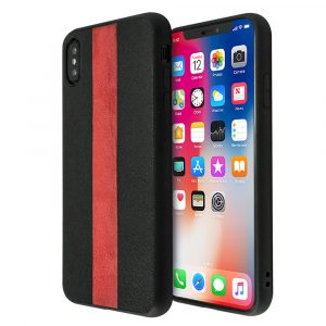 Guardian Red Stripe Case For iPhone XS Max